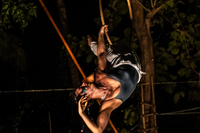 Isabel O'Grady Aerial Hoop Tribe Fitness and Dance