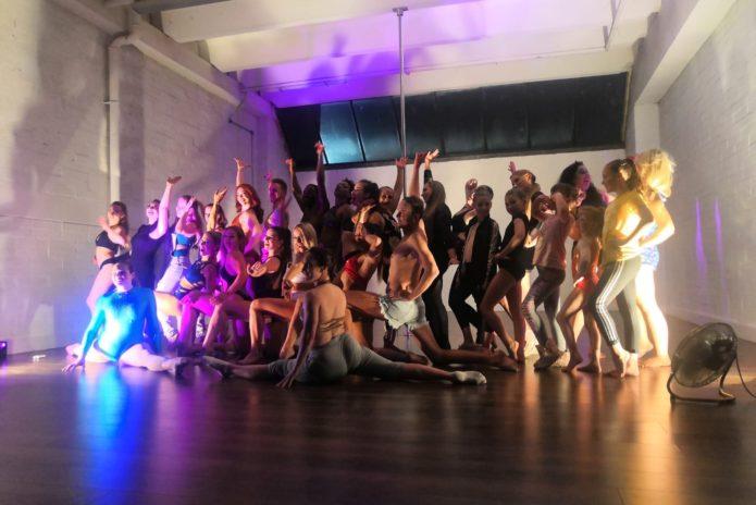 Tribe Fitness Dance Studio - Showcase