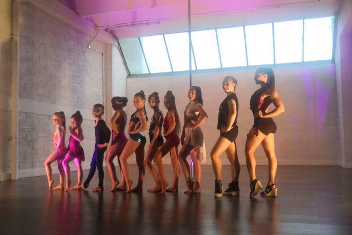 Tribe Fitness Dance Studio - Kids Showcase