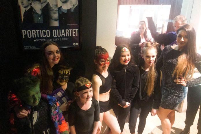 Tribe Fitness Dance Studio - Kids Performance