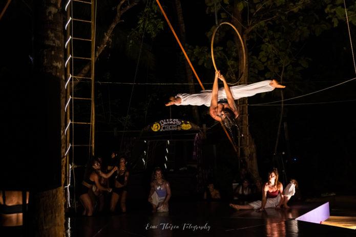 Tribe Fitness Dance Studio - Aerial Hoop