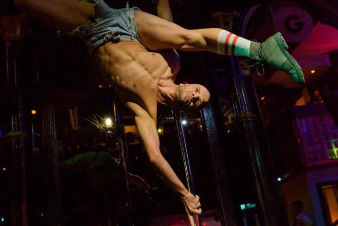Tribe Fitness Dance Studio - Stage Pole Dancing