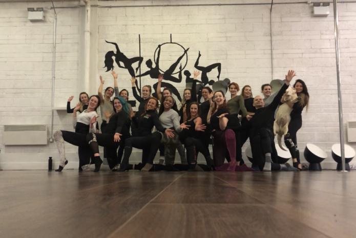 Tribe Fitness Dance Studio - Pole Flow & Dance Classs