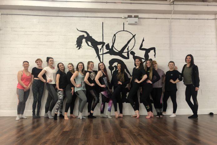 Tribe Fitness Dance Studio - Pole Fitness Class
