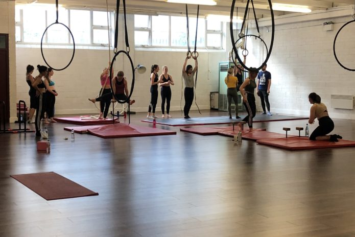Tribe Fitness Dance Studio - Strength and Conditioning Class