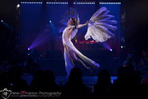 Tribe Fitness Dance Studio - Burlesque - Aerial Hoop