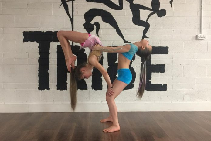 Tribe Fitness Dance Studio - Acrobalance Kids