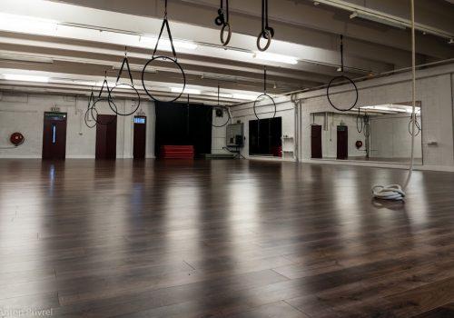 Tribe Fitness Dance Studio - Hoop Room
